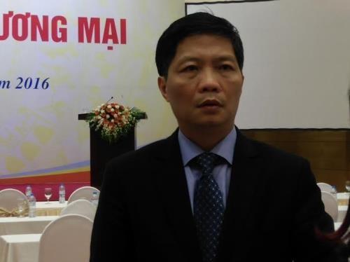 陈俊英副部长:工商部将为各家企业寻找出口市场作出努力 hinh anh 1