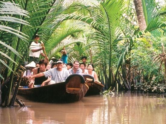 今年前3月芹苴市接待游客同比增长22% hinh anh 1