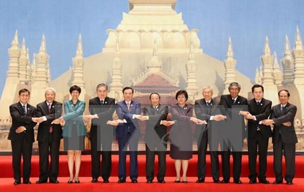 第20届东盟财长会议在老挝召开 hinh anh 1