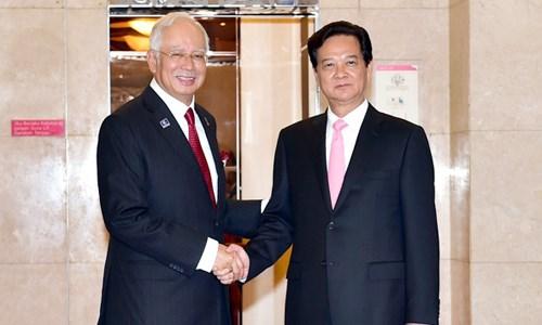 越南与马来西亚高级官员首次战略对话会在河内举行 hinh anh 1