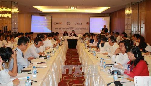 VTFA高级咨询专家:越南应建立国内供应商数据库 hinh anh 1
