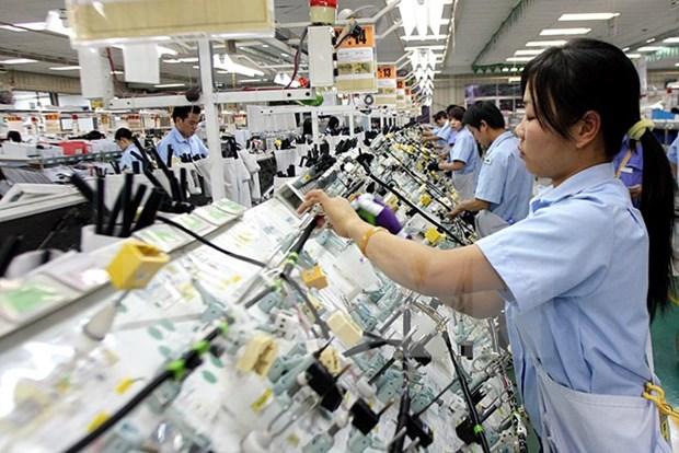 越南着力保持经济增长势头 hinh anh 1