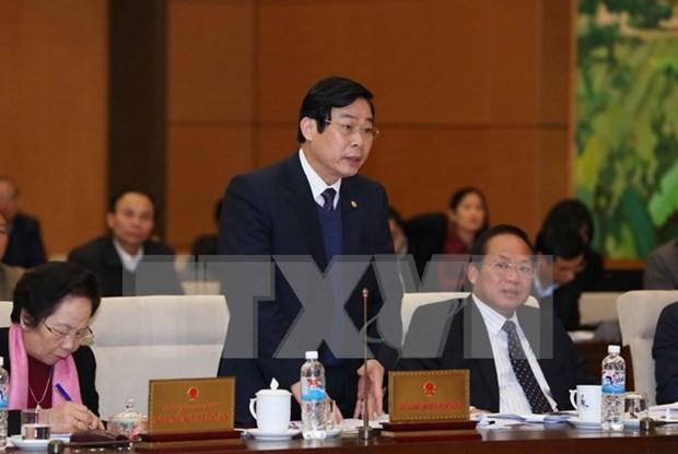 越南国会通过《儿童法案》及《新闻法案》(修正案) hinh anh 1
