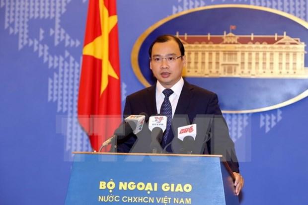 越南反对中国海洋石油981钻井平台进入北部湾湾口外海域作业 hinh anh 1