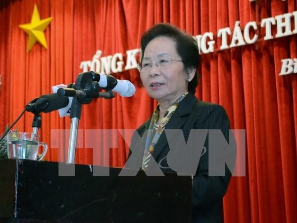 国会同意免去国家副主席和最高人民法院院长等职务 hinh anh 1