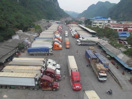 2016年第一季度越南对中国贸易逆差同比下降15.6% hinh anh 1