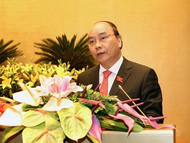 政府总理提出政府副总理和部长人选建议名单 hinh anh 1