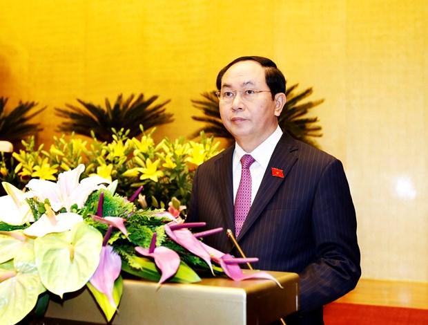 越南第十三届国会第十一次会议发表第十五号公报 hinh anh 2