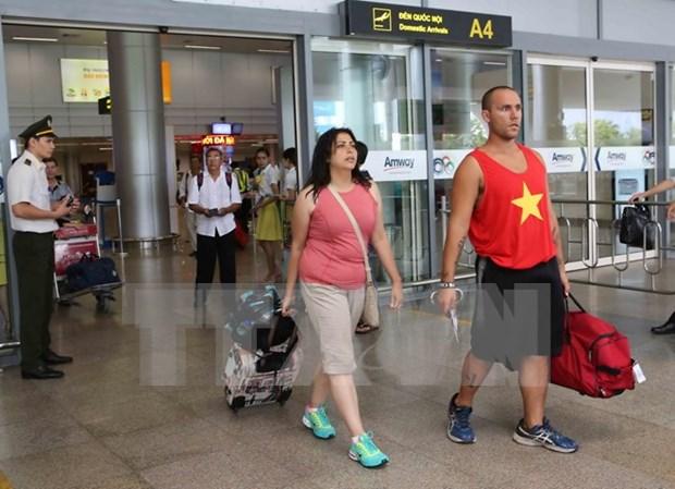 越南岘港市卫生厅澄清在岘港国际机场发现伊蚊的信息 hinh anh 1