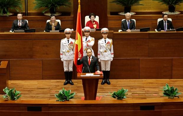 越南第十三届国会第十一次会议发表第十五号公报 hinh anh 1
