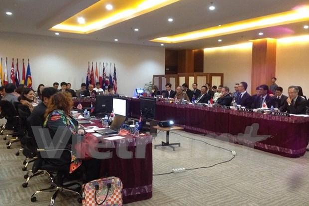 东亚峰会成员国驻东盟大使交换机制正式建立 hinh anh 1