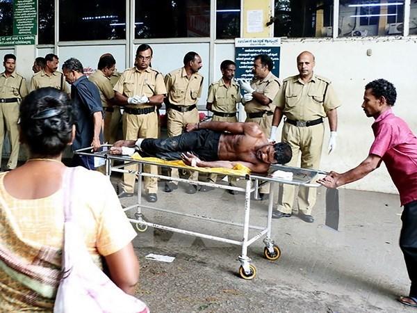 越方对印度喀拉拉邦火灾事故中遇难者表示沉痛哀悼 hinh anh 1
