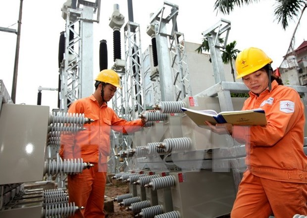 今年第一季度越南发电量同比增长超过14% hinh anh 1