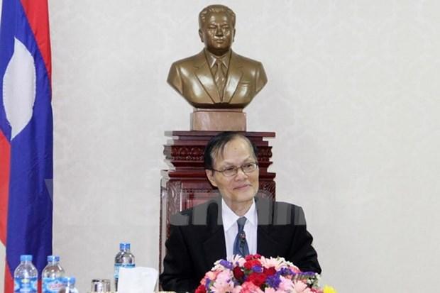 老挝第八届国会即将召开第一次会议 hinh anh 1