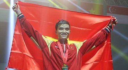 越南两名击剑运动员获得2016年里约热内卢奥运会的入场券 hinh anh 1