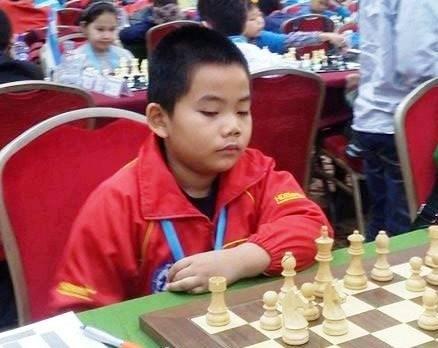 2016年亚洲青少年国际象棋锦标赛:越南队共获14枚奖牌 hinh anh 1