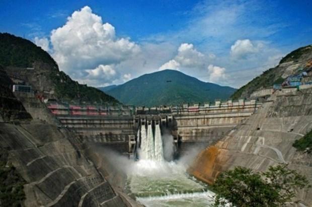 中国继续向湄公河下游开闸放水 hinh anh 1