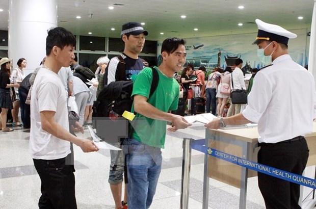 寨卡病毒尚未影响到越南旅游业 hinh anh 1