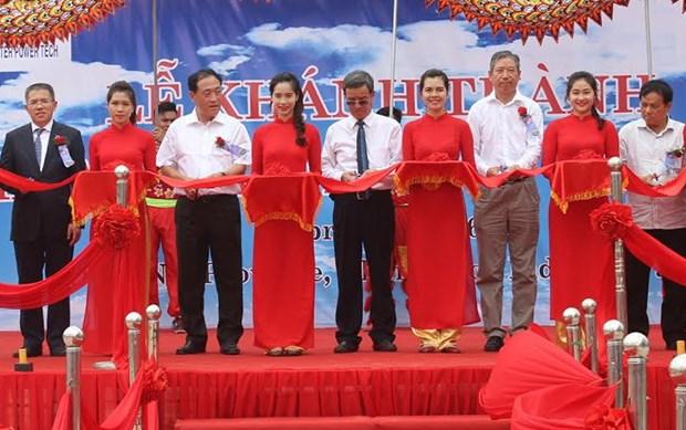 中国神威集团在越南同奈省加大投资力度 hinh anh 1