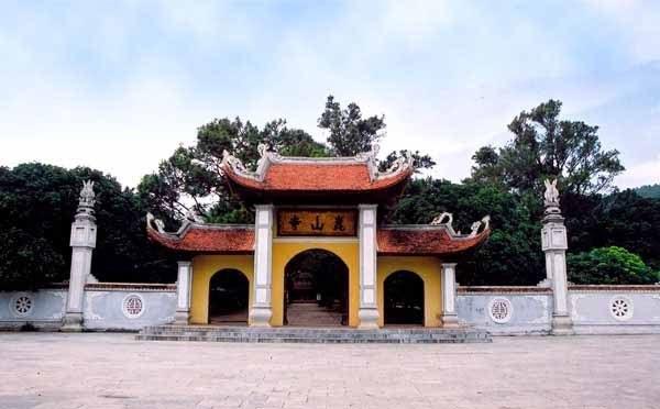 越南民族传统文化与信仰的保存地——昆山-劫泊 hinh anh 2