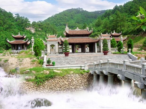 越南民族传统文化与信仰的保存地——昆山-劫泊 hinh anh 1