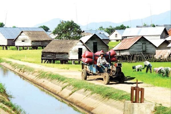 越南1760个乡达到新农村标准 hinh anh 1