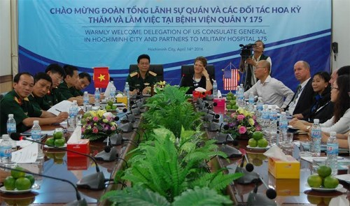 越南与美国合作发展国际医院 hinh anh 1