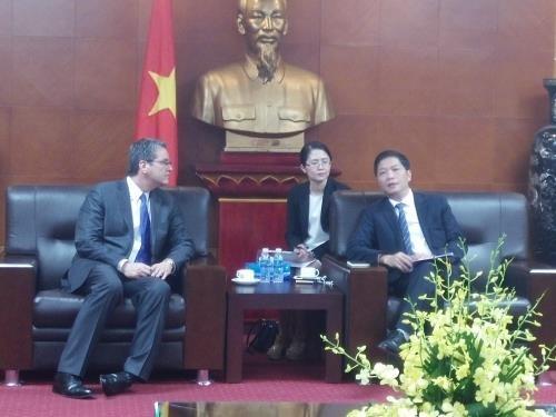 世贸组织特别关注越南经贸发展战略和增长目标 hinh anh 1