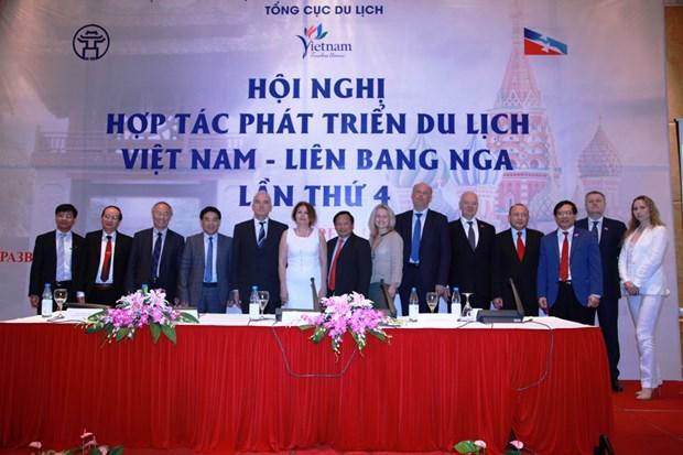 越南与俄罗斯加强旅游合作 hinh anh 3