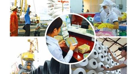 2016年越南将成为东盟各国中经济增速最快之国 hinh anh 1