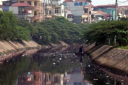 越南努力提高评估九龙江三角洲各大项目对环境产生影响的能力 hinh anh 1