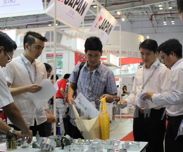 越南国际一流机床及金属加工展即将举行 hinh anh 1