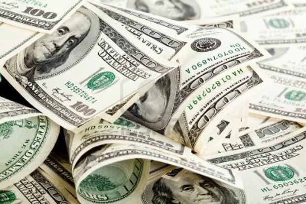 越南国家银行越盾兑美元中心汇率较前一日下跌17越盾 hinh anh 1