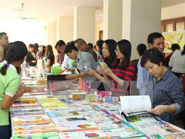 第三次越南读书日正式开幕 hinh anh 1