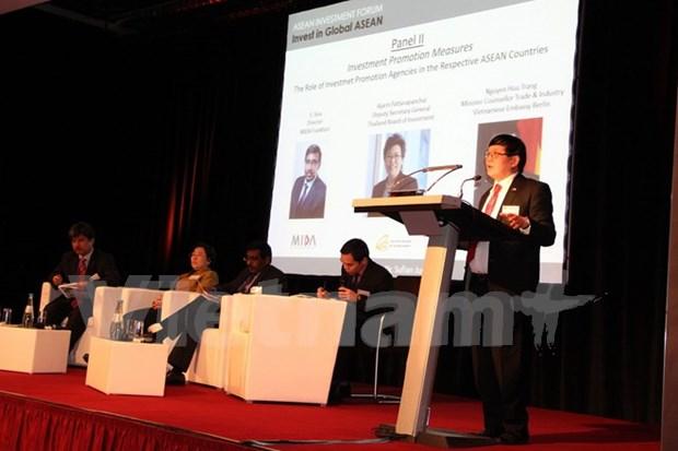 东盟投资促进研讨会在德国举行 hinh anh 2