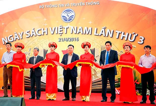 第三次越南读书日的可喜信号 hinh anh 1