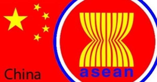 中国与东盟加强基建合作 hinh anh 1
