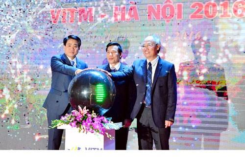 2016年越南国际旅游展:旅游企业与游客的有效桥梁 hinh anh 1