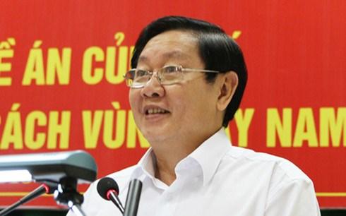 黎永新部长:内务部将贯彻落实新一届政府的6项优先任务 hinh anh 1