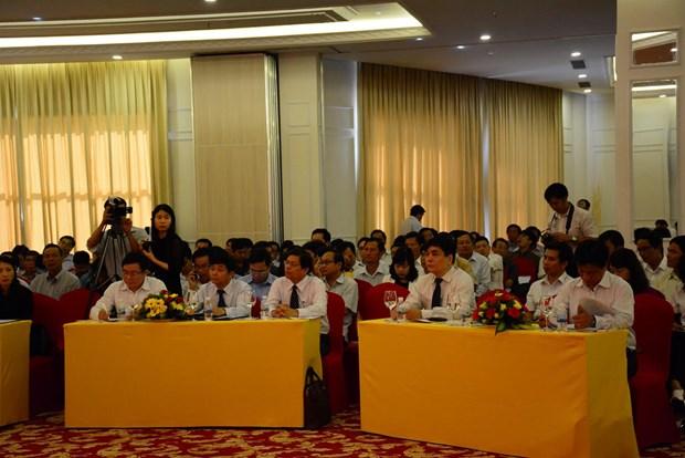 2016年对外新闻宣传工作集训会议在庆和省举行 hinh anh 1