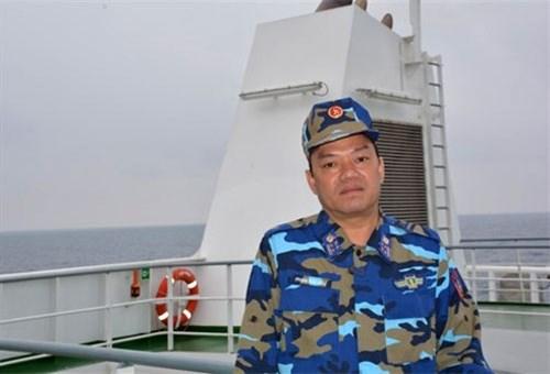北部湾共同渔区渔业联合检查有助于加强越中友好关系 hinh anh 1