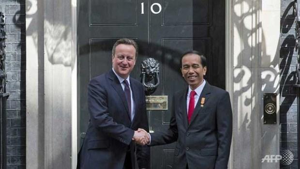 印尼与英国企业加强合作 hinh anh 1
