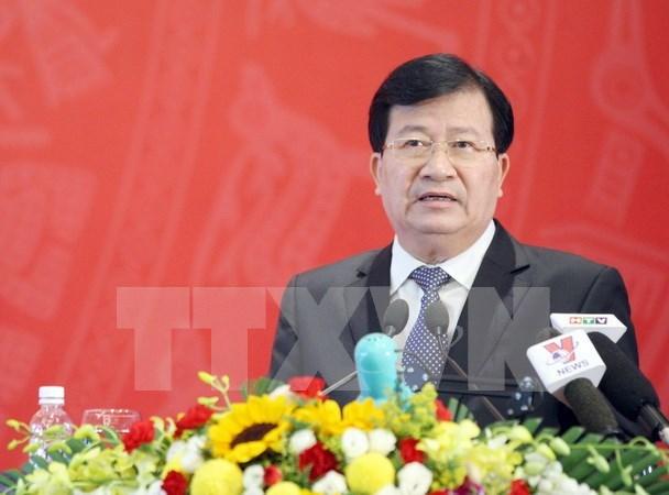 郑廷勇副总理:大力吸引社会资本参与交通基础设施 hinh anh 1