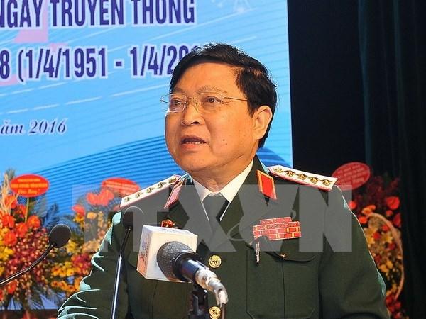 越南高级军事代表团对俄罗斯进行正式访问 hinh anh 1