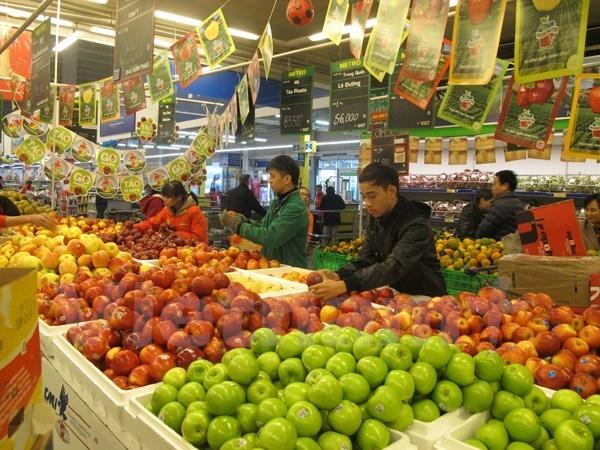 2016年4月越南居民消费价格指数同比上涨1.89% hinh anh 1