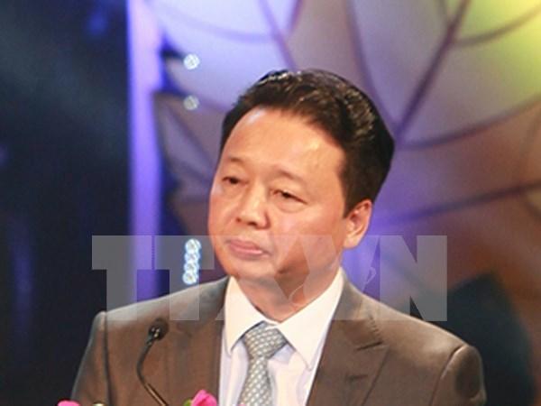 越南代表出席气候变化巴黎协定高级别签署仪式 hinh anh 2