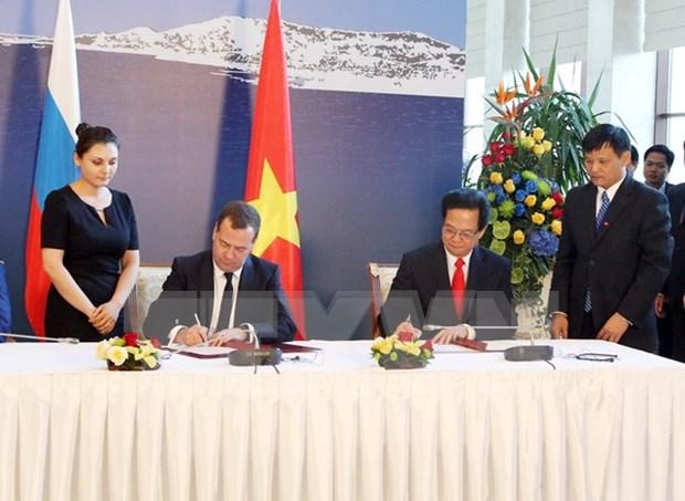 俄罗斯国家杜马批准《越南与欧亚经济联盟自由贸易协定》 hinh anh 1