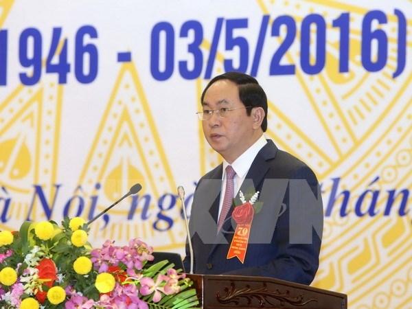 陈大光主席:调动所有资源加快少数民族地区基础设施建设 hinh anh 1