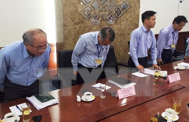 台塑河静钢铁兴业主管为朱春帆发言引起争议向越南民众道歉 hinh anh 1