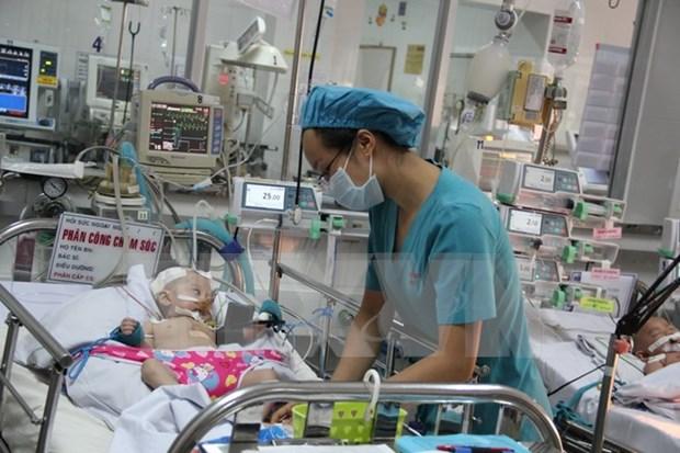 九龙江三角洲首家现代儿童医院建成并投入使用 hinh anh 1